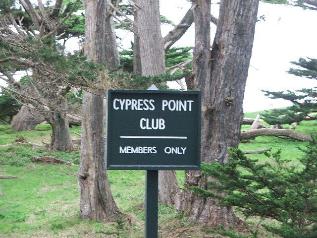 CH2 - Cypress Entry Sign